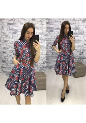 Платье арт.ОМ-5140